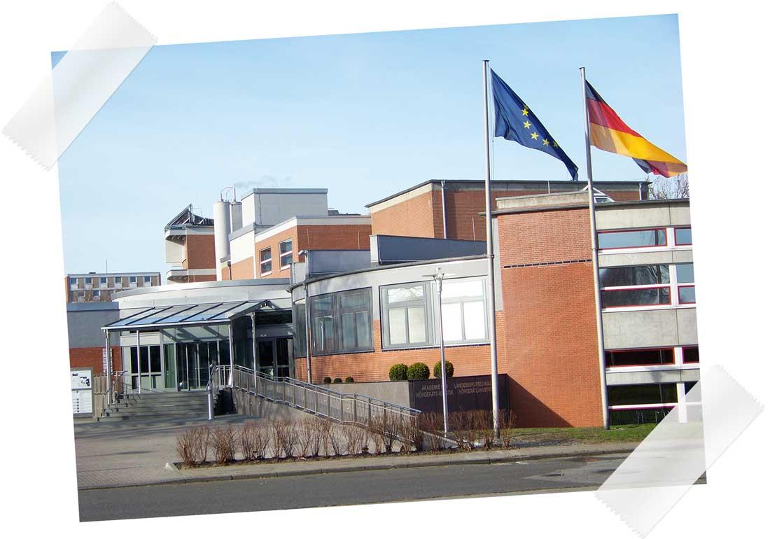 Landesberufschule Hörakustik in Lübeck